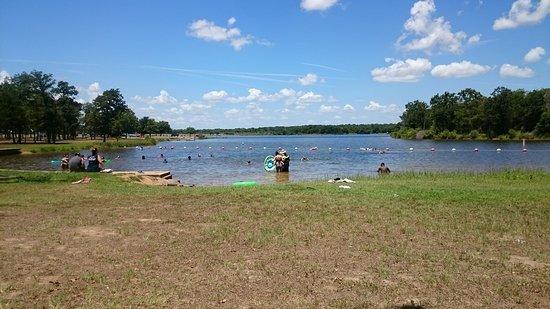 Purtis Creek State Park ภาพถ่าย