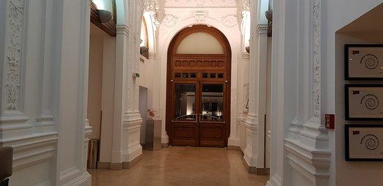 ออสเตรีย เทรนด์ โฮเต็ล ราธัสพาร์ค: Hall de entrada