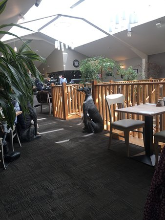 Cafe Circa at the Atrium – kép