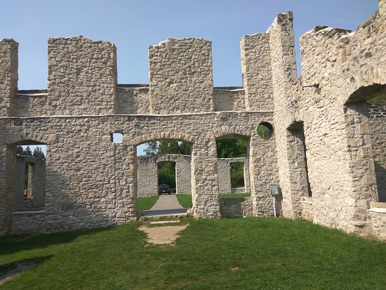 Rockwood Conservation Area: Mill Ruins