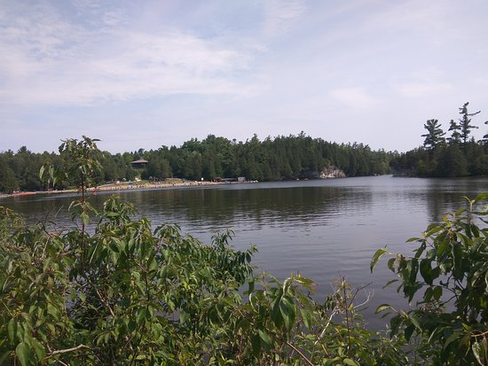 Rockwood Conservation Area: River and beach