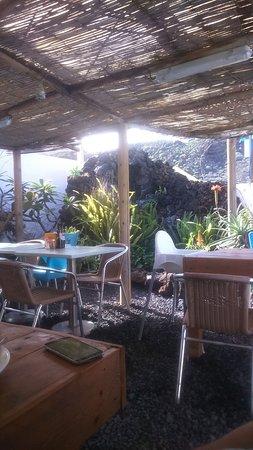 Villa de Mazo, Espanha: Kiosko Playa Salemera