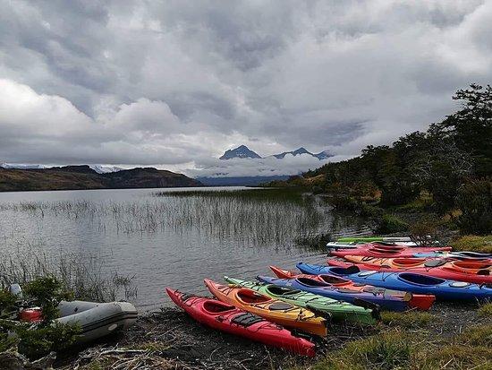 Kayak Natales