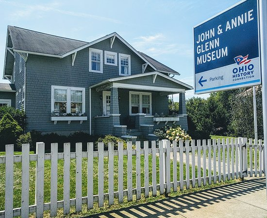 John and Annie Glenn Historic Site