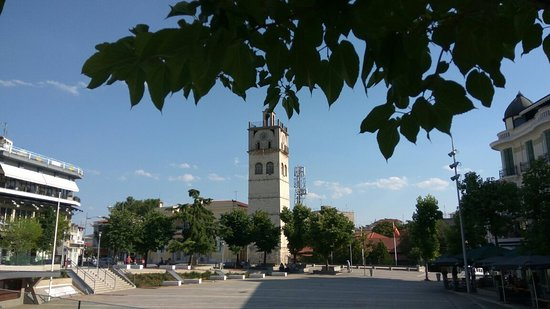 Agiou Nikolaou Clock Tower