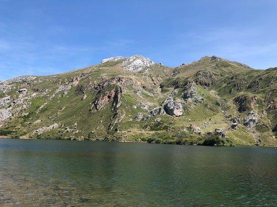 Valle del Lago, Spain: El lago
