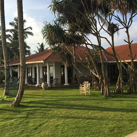 Beautiful small beach hotel