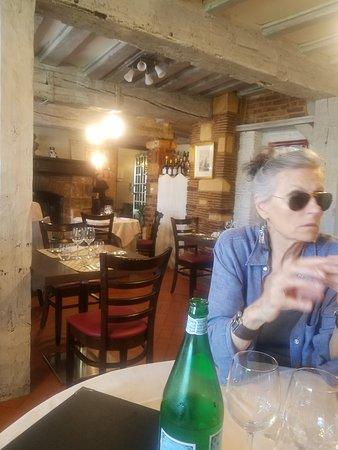 Restaurant De La Tour Le Bec Hellouin