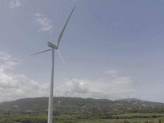 Parque Eolico Los Cocos ภาพถ่าย