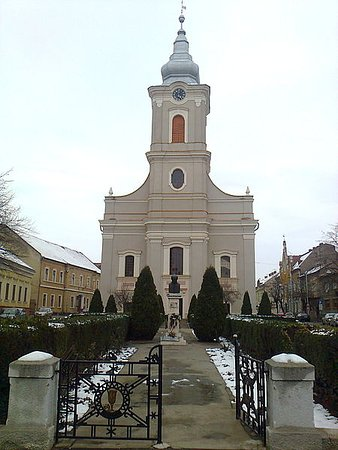 Biserica Reformată cu Lanțuri