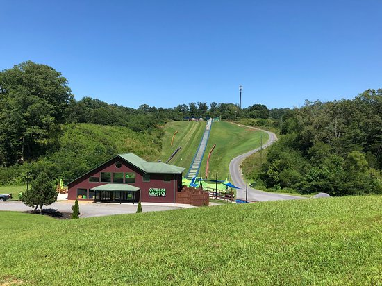 Outdoor Gravity Park Pigeon Forge All You Need To Know