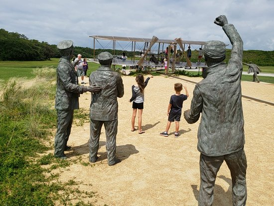 Wright Brothers National Memorial: 20180819_122148_large.jpg