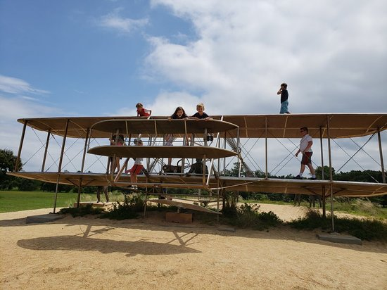 Wright Brothers National Memorial: 20180819_121840_large.jpg