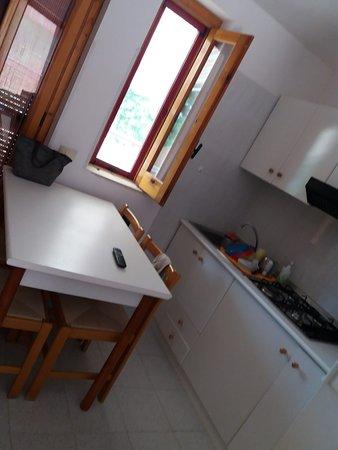Residence Villa Agrimare: Cucina
