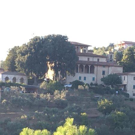 Villa di Papiano