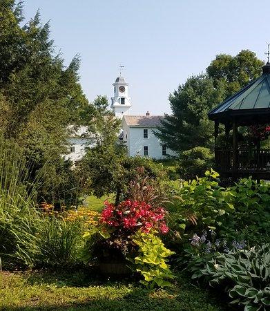 Weston, VT: The gardens
