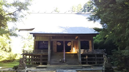 Chokaizan Omonoimi Shrine Warabiokakuchinomiya