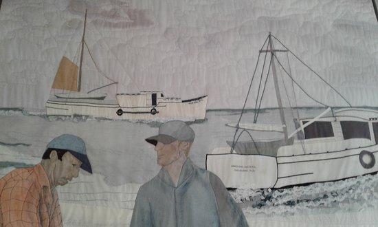 Lockeport, Canada: Handmade quilt