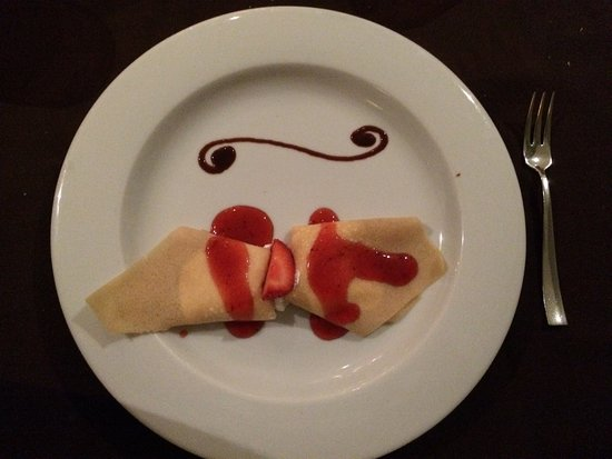 Restaurant Le Fleur, Muy rica la comida!!! - Picture of