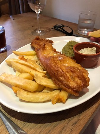 Downham, UK: Pity about the chips!!!