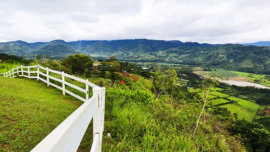 Ujarras, Costa Rica: Beautiful views of the Valley Below