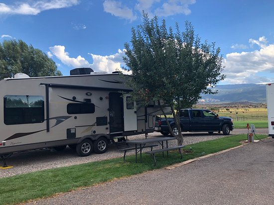 Caineville utah campgrounds with hookups