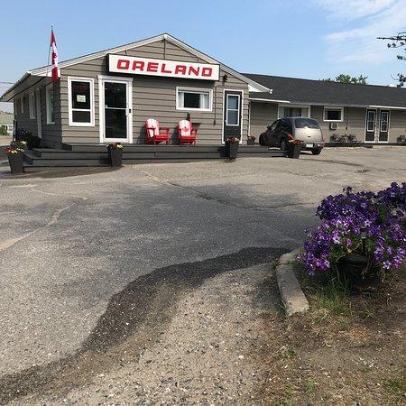 Flin Flon, Canada: Oreland Motel