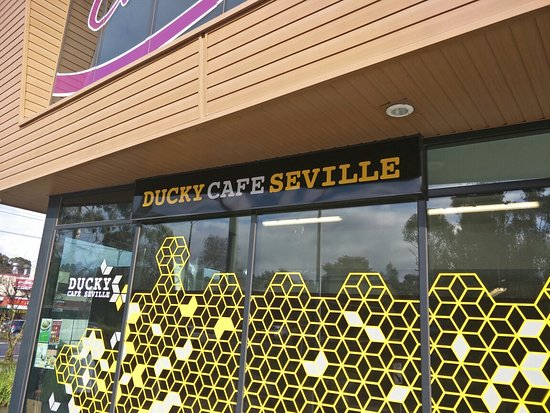 Ducky Cafe Seville