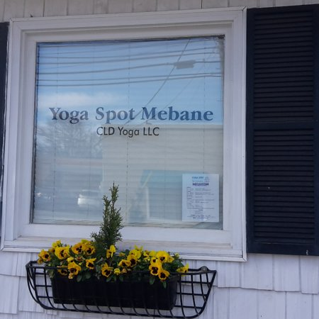 Mebane, NC: Locally owned Yoga Studio!