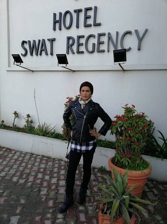 Great hotel in mingora swat