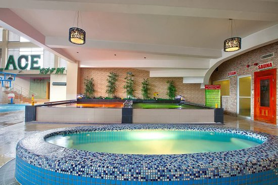 Ace Water Spa: Hot Pool and Cold