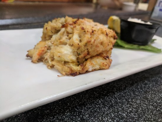 New Hampton, NH: Maryland Crab Cake