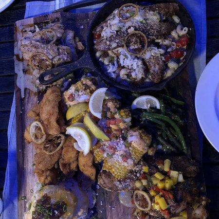 Jackacuda's Seafood & Sushi: Hook and Cook