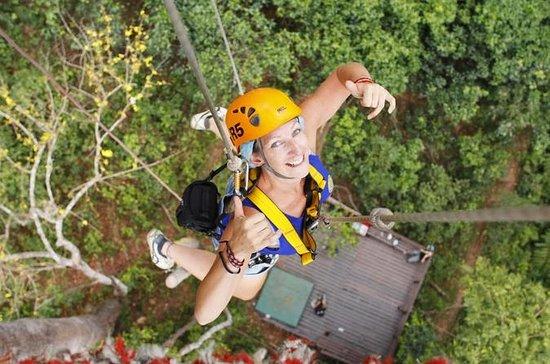 Chiang Mai Adventure: Zipline...