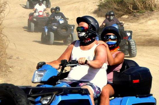 Excursión a la costa de Aruba...