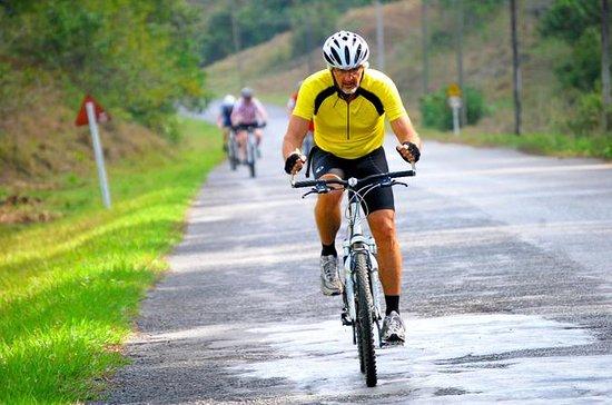 Recorrido arqueológico y en bicicleta...
