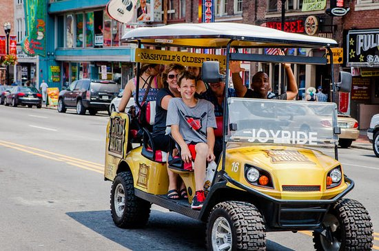 Explore the City of Nashville Tour