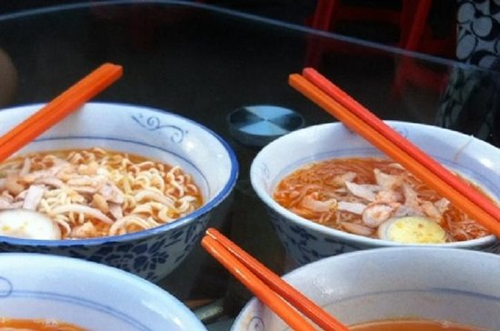 A Taste of Penang - Tour gastronómico