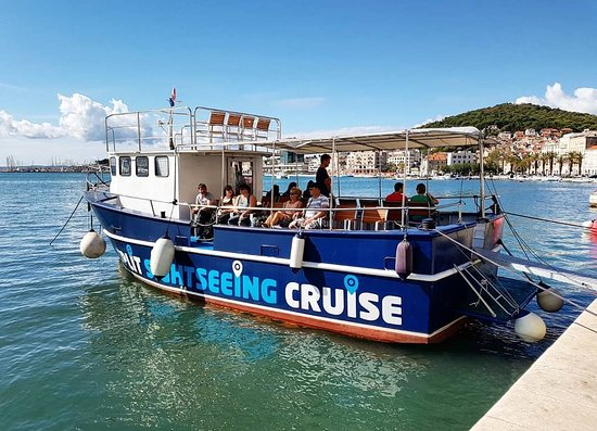 Split Sightseeing Cruise