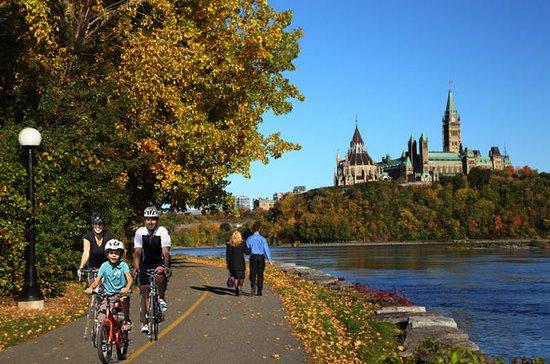 国の首都を自転車に乗せ、自己誘導