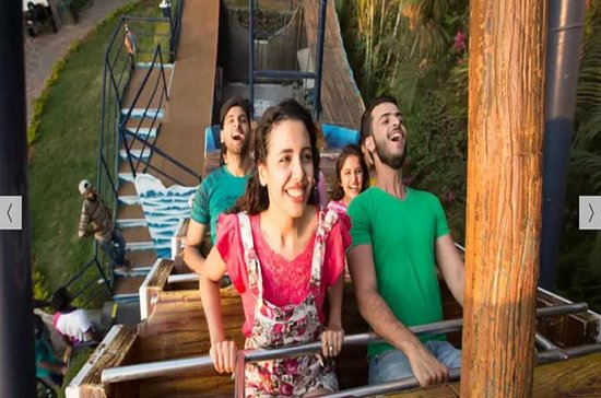 Wonderla Amusement Park Entry Ticket
