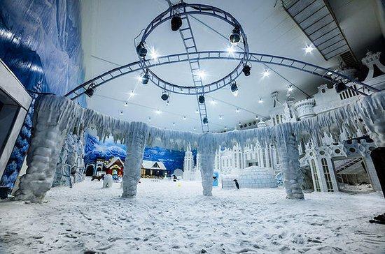 VGP Snow Kingdom Ticket