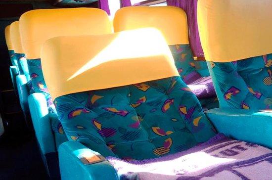 Uyuni bussbillett fra La Paz by...