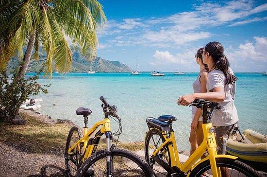 Electric Bike Rental Moorea