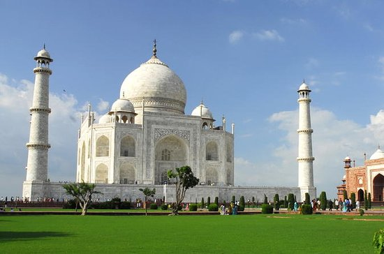 Cheapest Full-Day Taj Mahal and Agra...