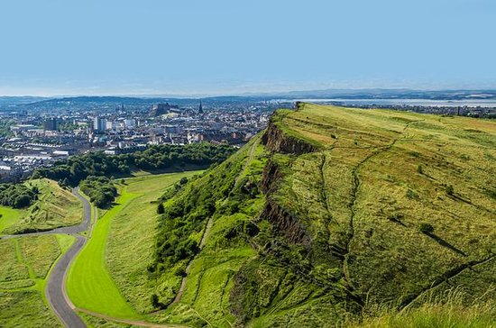 7 Hills of Edinburgh Tour - een halve ...