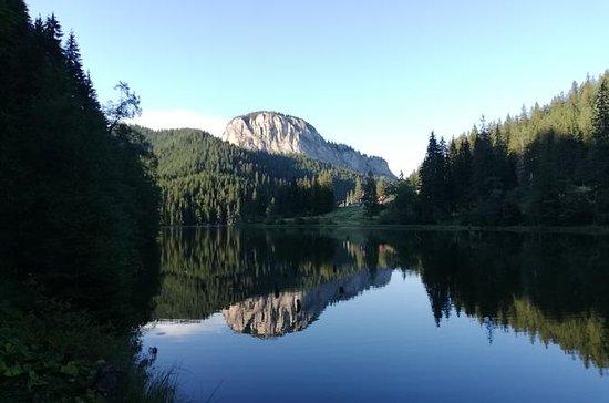 Excursion d'une journée au lac Rouge...