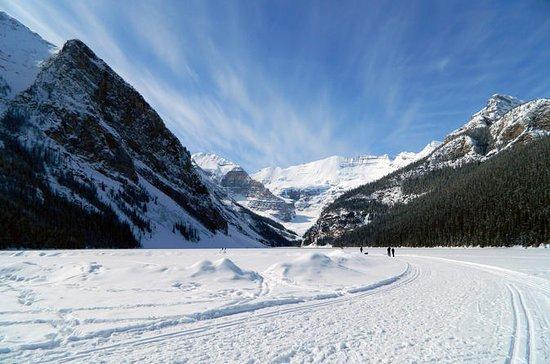 Randonnée hivernale de 4 jours dans...
