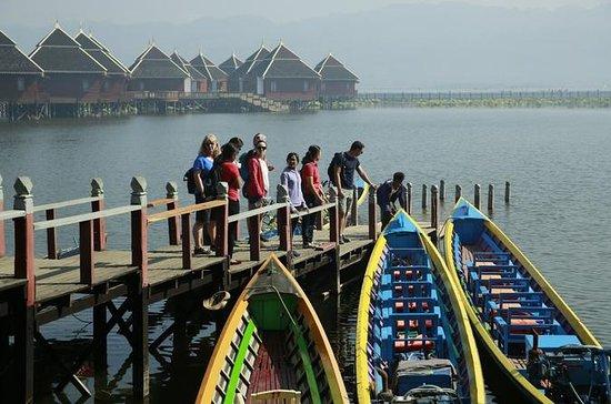 Inle: tour in bici e tour in barca di