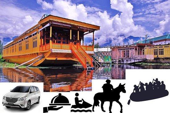 5 netter Kashmir tur med alt inkludert